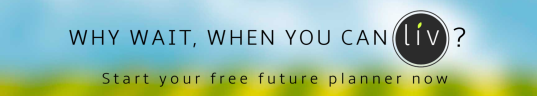 Free Liv Wellness Future Planner