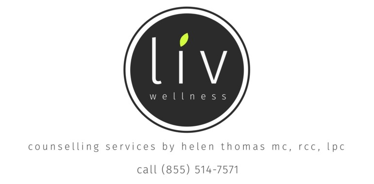 liv wellness | counselling services by helen thomas mc, rcc, lac